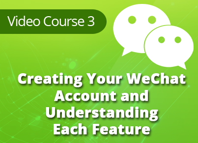 WeChat Marketing Secrets Video Training Module 3
