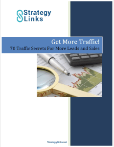 Get More Traffic - 70 Traffic Secrets For More Leads & Sales (image)