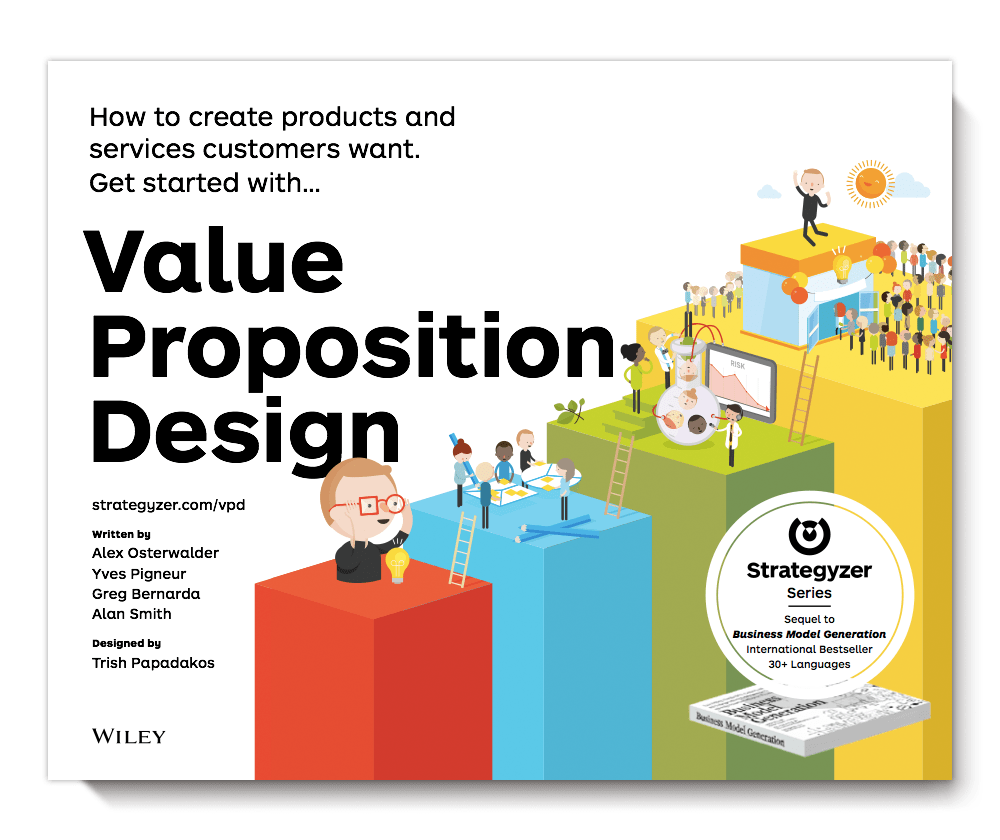 Why We Created Value Proposition Design