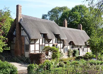 Anne Hathaway's Cottage - Stratford-upon-Avon