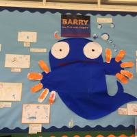 Barry The Fish!