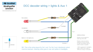 dcc decoder wiring diagrams for non dcc ready locomotives. Black Bedroom Furniture Sets. Home Design Ideas