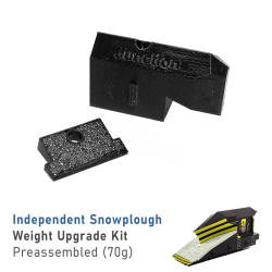 Flangeway Independent Snowplough Weight