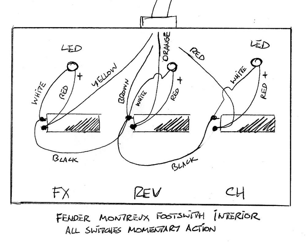 medium resolution of wire montreux footswitch interior sketch