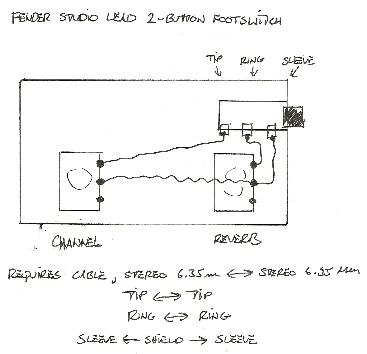 hight resolution of wiring diagram guitar amp footswitch wiring diagram schemawiring diagram for studio lead footswitch jpg wiring diagram