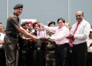 HANDING OVER OF ARJUN TANK TO ARMY
