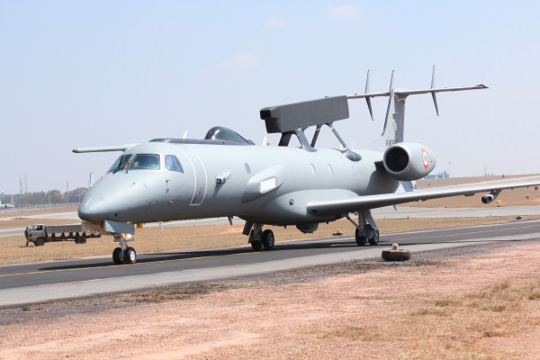 Embraer AEW&C | Photo: StratPost