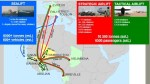 Mali Logistics Overview as of Feb 20, '13 | Airbus Military