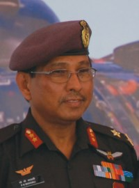 Major General P. K. Bhairali