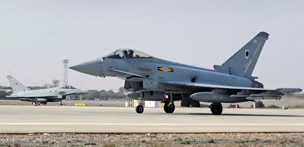 Photo Credit: RAF Flickr stream