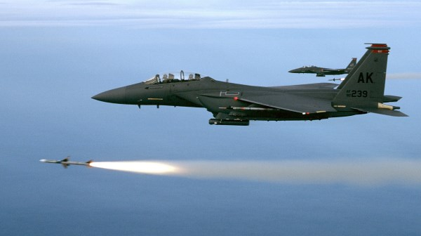 USAF F-15E aircraft from the 90th Fighter Squadron, Elmendorf Air Force Base, Alaska | Photo: Boeing