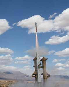 The Miniature Hit-to-Kill concept being tested   Photo: Lockheed Martin
