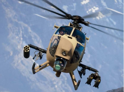 AH-6i | Photo: Boeing