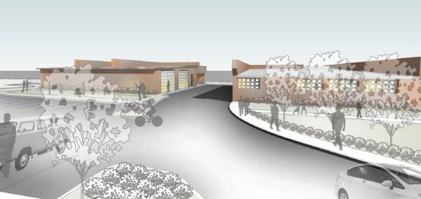 industrial property rendering