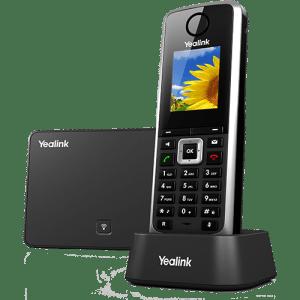 Stratus Telecom Yealink cordless handsets