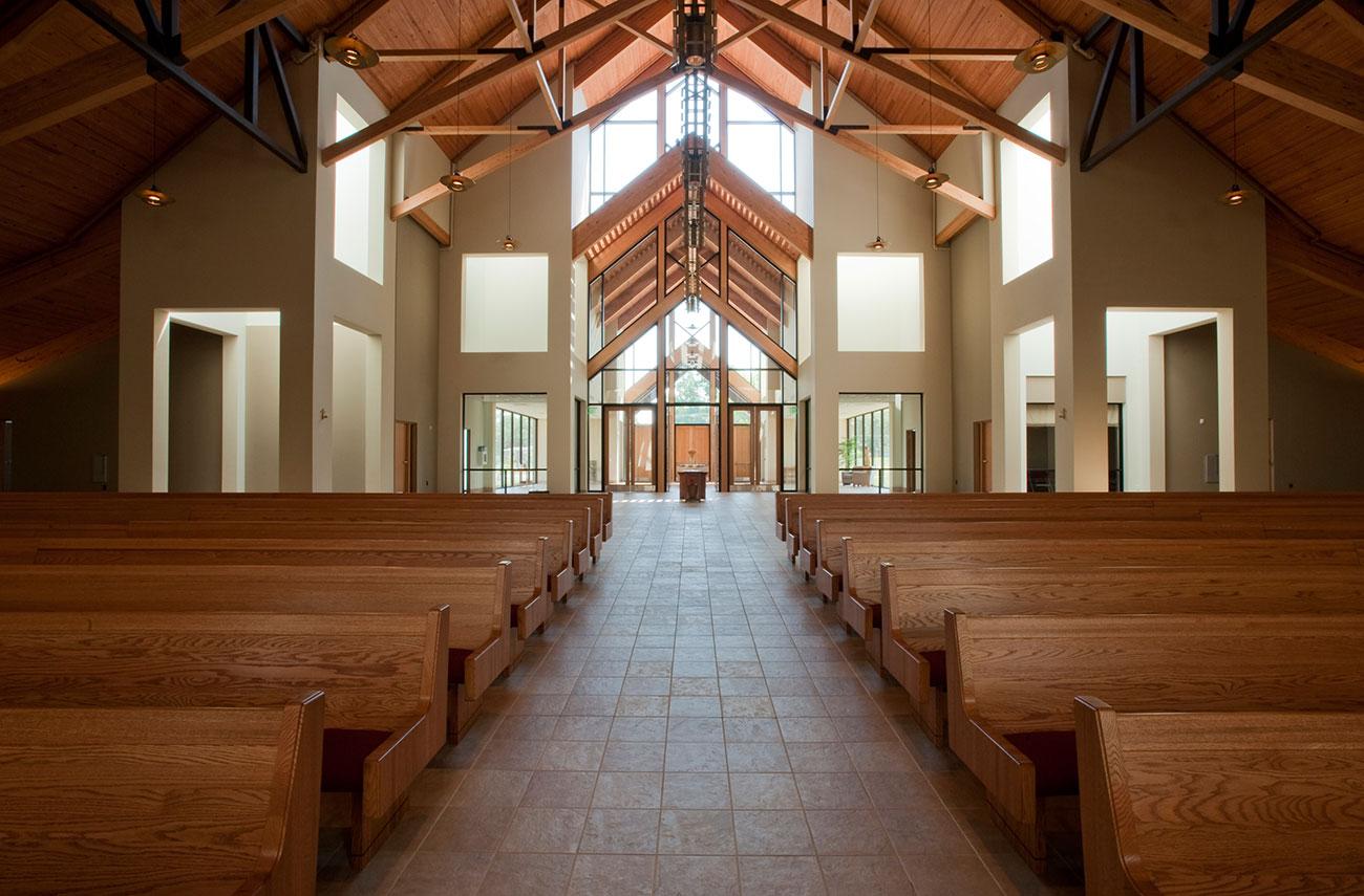 Holy Angels Catholic Church  Straub Construction