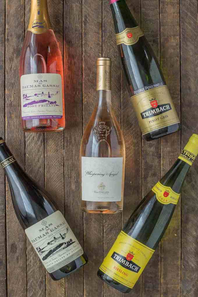 Are you hosting a French Wine and Cheese Party? Here are some tips on how to choose the right wine and food pairings, share your love of wine and have a wonderful classy evening with friends! | Strawberry Blondie Kitchen