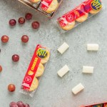Kids starving after a long day of school?  Be prepared for when hunger strikes with After School Snack Packs featuring RITZ Filled Cracker Sandwiches and all their favorites! | Strawberry Blondie Kitchen