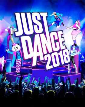 holiday gift guide Just Dance 2018