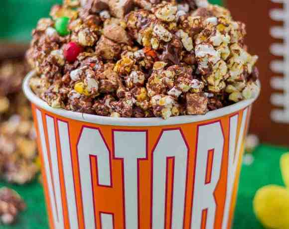 Rocky Road to Victory Popcorn