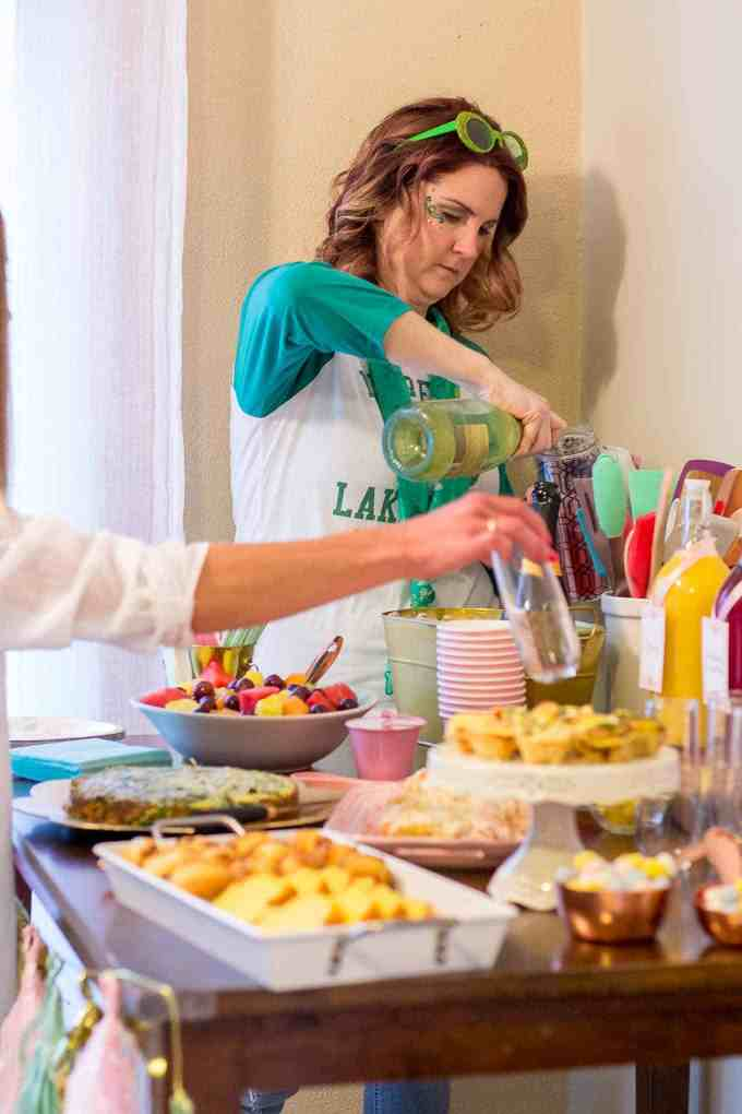 Brunch and Bubbly Party Ideas