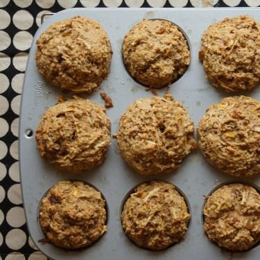 Autumn Harvest Quinoa Muffins