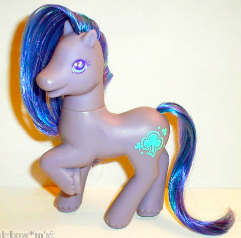 G2 My Little Pony Identification By Body Color