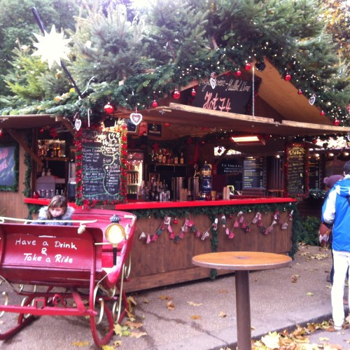 Review: Winter Wonderland, Hyde Park | Strawberry Squeeze 1