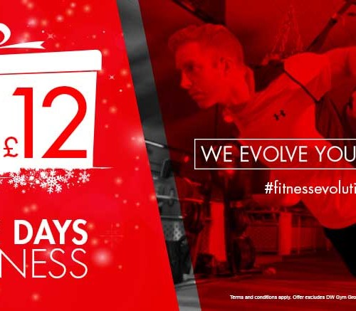 12 Days of Fitness with DW Fitness Clubs Competition | Strawberry Squeeze 5