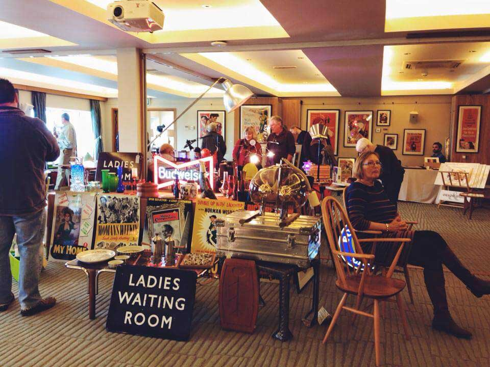 Bedruthan Mid-Century and Vintage Fair 2015 | UK Lifestyle Blog
