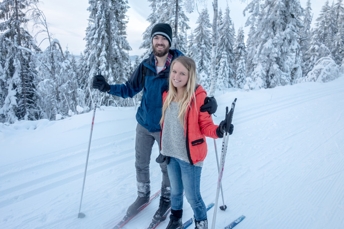 How we went skiing in Norway for under £100 each [Part 1] | UK Lifestyle Blog