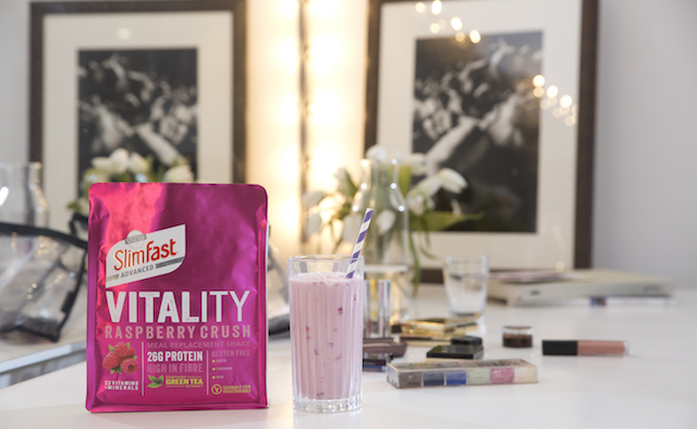 Why I'm Obsessed with SlimFast Advanced Vitality Powders* | UK Lifestyle Blog