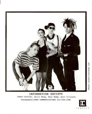 Information Society - Band