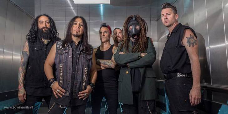 Ministry 2016 - Band
