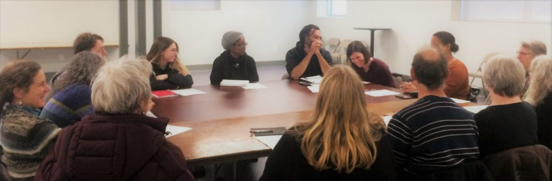 Social Justice Writing Roundtable