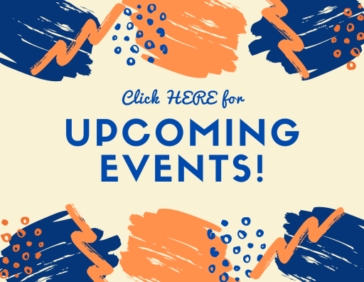 Click on Upcoming events image to learn about upcoming events.