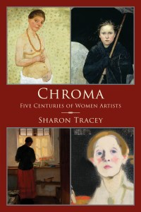 Sharon Tracey Chroma book cover