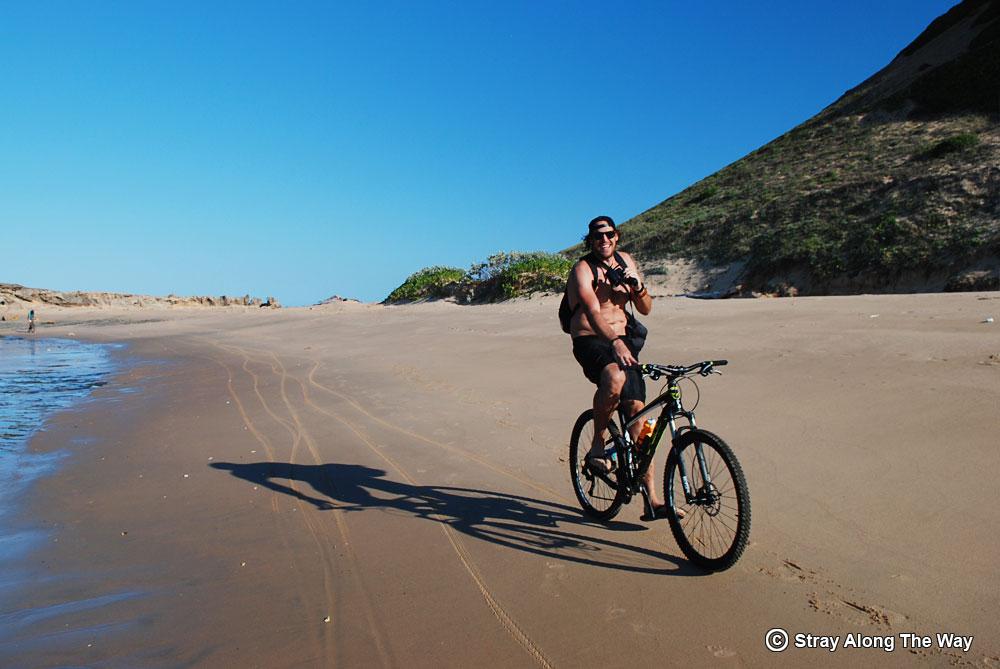 beach cycling adventure ideas