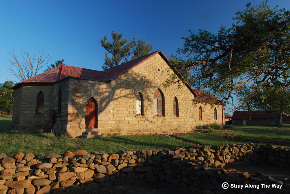 The storehouse at Rorke's Drift