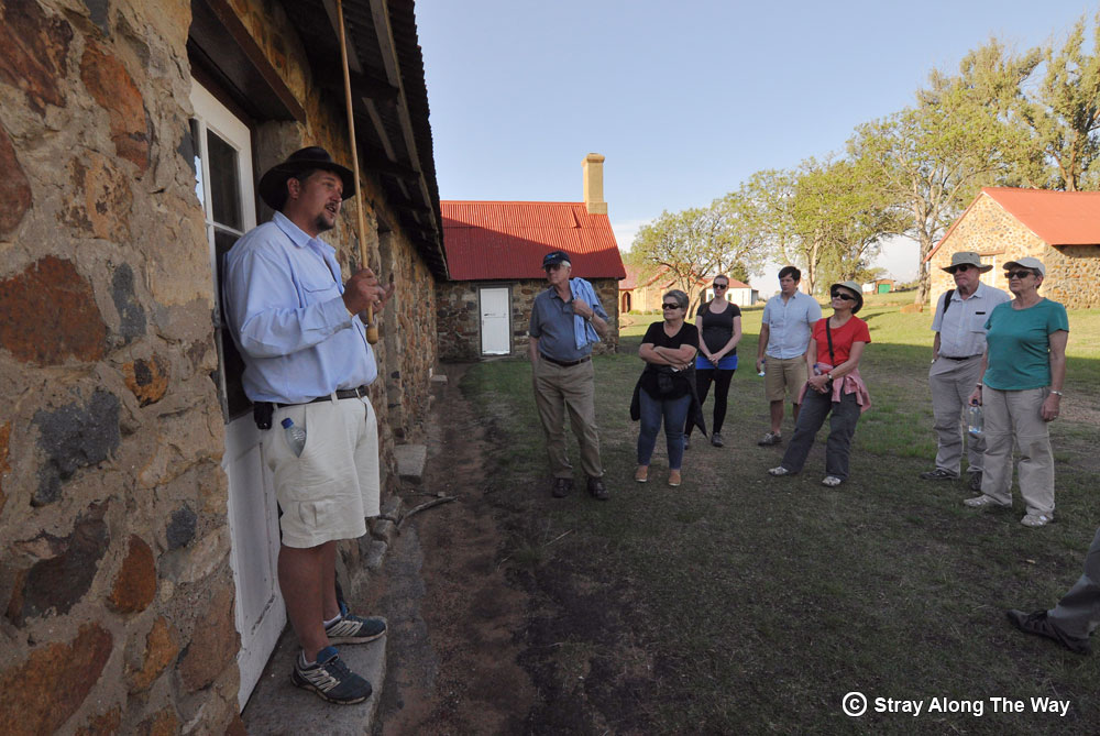 Rorke's Drift battlefield tour