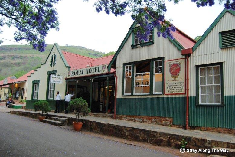 Pilgrim's Rest historical town