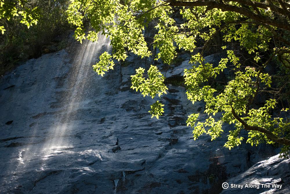 Bridal Veil Falls in Hogsback