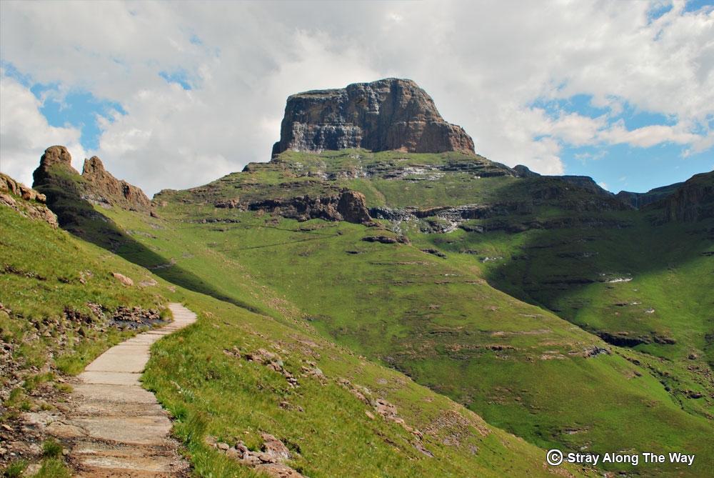 The Sentinel Peak ukhahlamba south africa