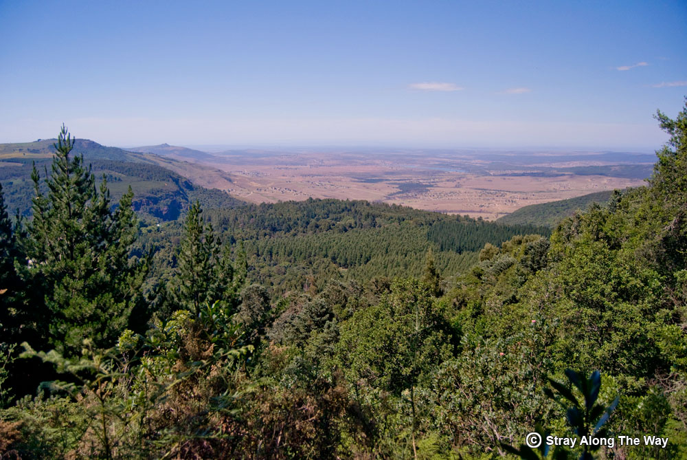 View over Hogsback