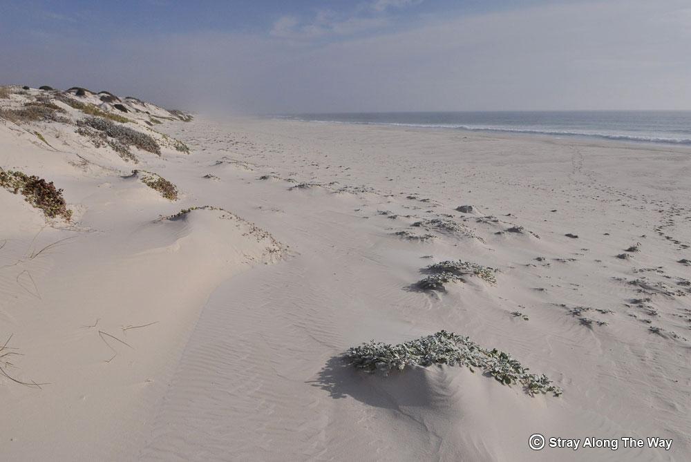 Draaihoek beach