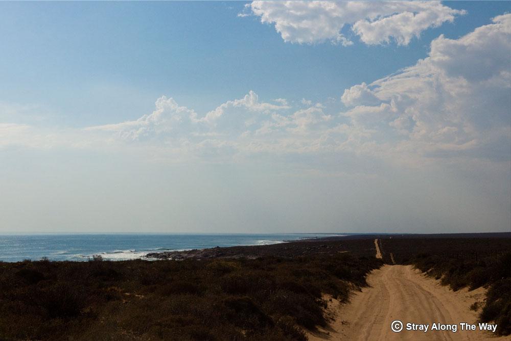 Namaqua National Park Coastal Road