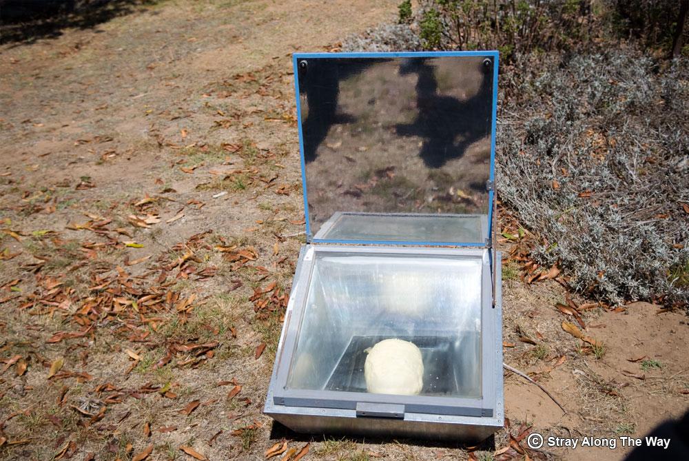 Solar oven Kruistementvlei Farm