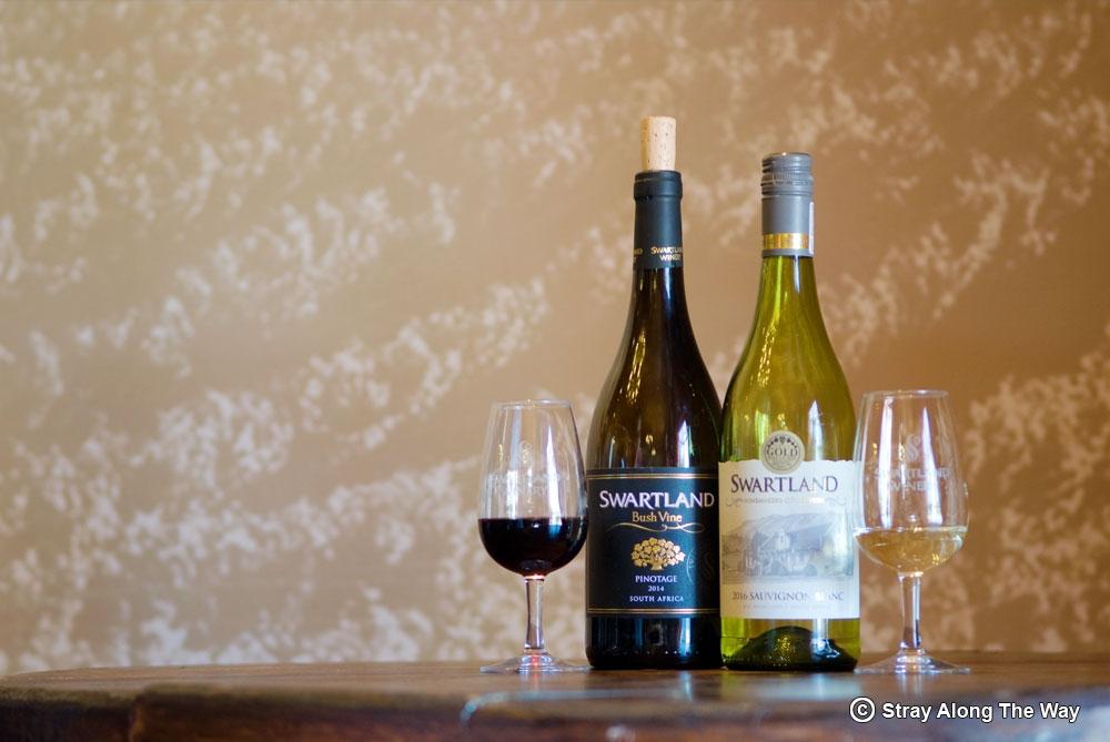 Swartland wines