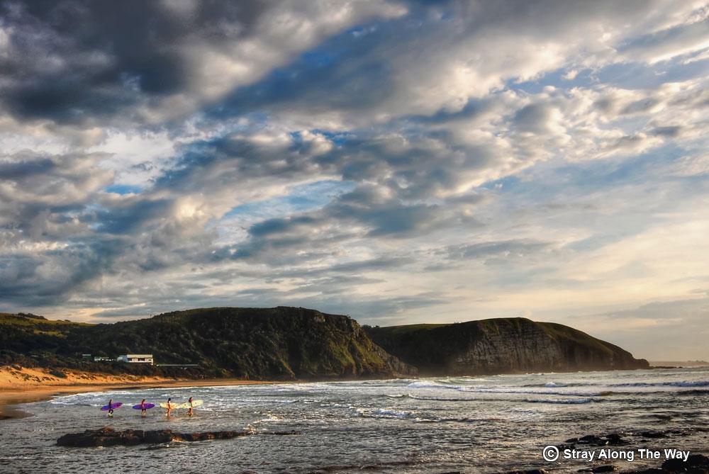 adventure ideas for the coastal regions