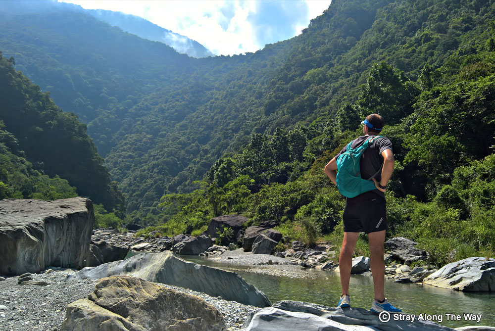 Bevan Sanzhan Gorge Hiking